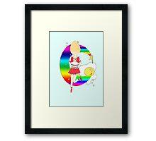 Sailor Egg 2 Framed Print
