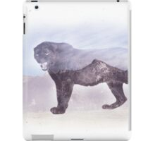 Mountain Panther iPad Case/Skin
