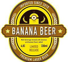Banana Drink by RebornInvoi