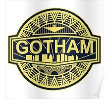 Batman Gotham City Poster