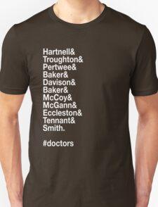Hashtag Doctors Unisex T-Shirt