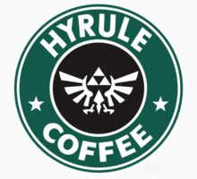 Hyrule Coffee by semperone
