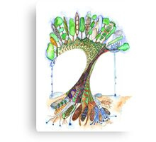 Tree of Life 1 Canvas Print