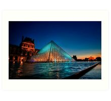 Paris 309 Art Print