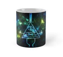 Glowing Bill Cipher Mug