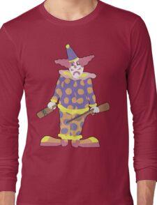 Solitary Clown Long Sleeve T-Shirt