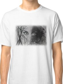 Mysterious Female Classic T-Shirt