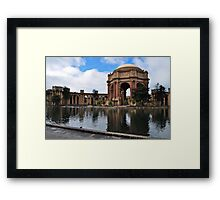 Palace of Fine Art Framed Print