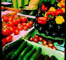 Market 1 by VinieBoutin