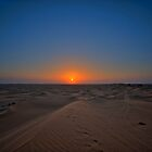Abu Dhabi Desert Safari by Michael Powell