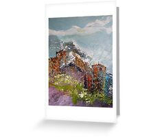 Nordic Point of View Greeting Card