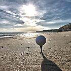 Beach Golf by MJ Gardner