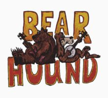 Bear and hound by Bearhound