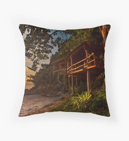 Beautiful Bungalows Throw Pillow