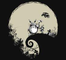 Neighbour Before Christmas - Totoro by RebornInvoi