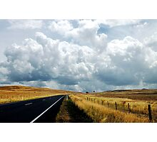 Dividing Range Photographic Print