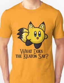 What Does He Say? T-Shirt