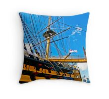 Victory Throw Pillow