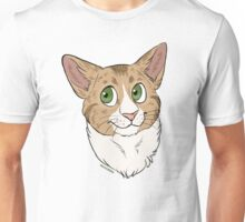Funny the Cat - Custom Unisex T-Shirt