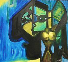 Dark Mind by Vanessa Bernal