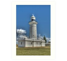 Macquarie Lighthouse, Sydney, NSW, Australia Art Print