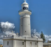 Macquarie Lighthouse, Sydney, NSW, Australia by Adrian Paul
