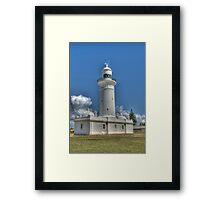 Macquarie Lighthouse, Sydney, NSW, Australia Framed Print