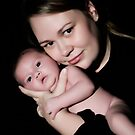 Arielle & Baby Airlie by JimMcleod