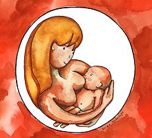 Breastfeeding by Erika  Hastings