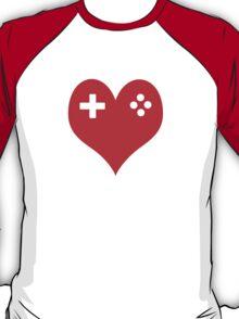 Gaming Love T-Shirt