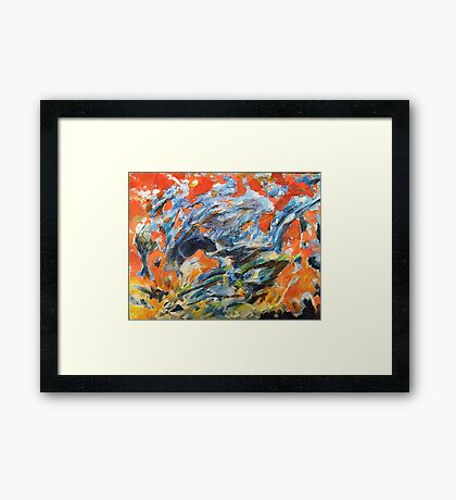 Caractacus Framed Print