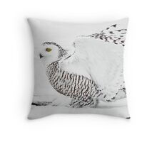 No Sunshine Throw Pillow