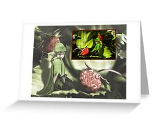 Elfberry Fields Greeting Card