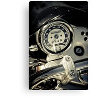 13K on the Road Canvas Print