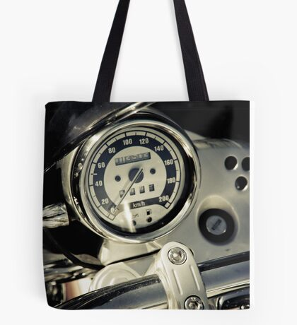 13K on the Road Tote Bag