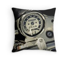 13K on the Road Throw Pillow