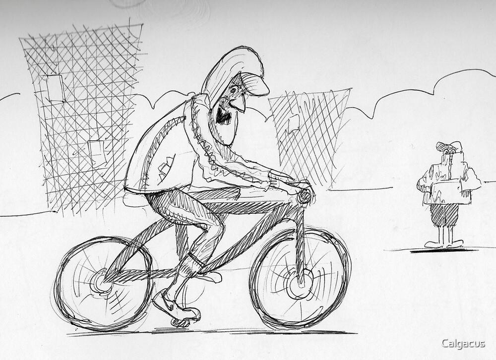 the wheeler dealer by Calgacus