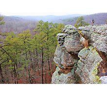 Buffalo National Wilderness Photographic Print