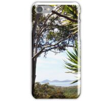Port Stephens Paradise by Sheridon Rayment iPhone Case/Skin