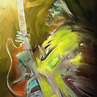 Jimi by Shawn Swain