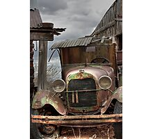 Time Traveler Photographic Print