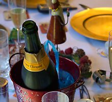 Christmas Champers by diggle
