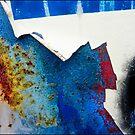 Urban Abstract-841 by Albert Sulzer