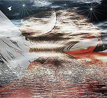 Angel by Gail Bridger