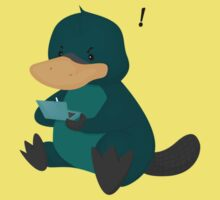 playing platypus by ConceptStore