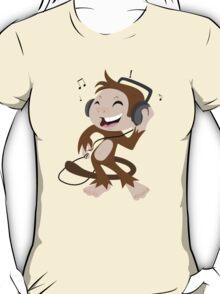 monkey dancing T-Shirt