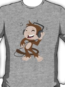 monkey dancing T-Shirt