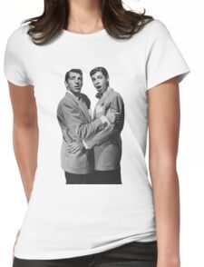 Dean and Jer Womens Fitted T-Shirt