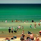 Manly Beach Feb Jan 05 by Chris Cohen