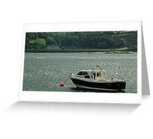 An Irish Bay Greeting Card